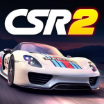 CSR Racing 2 Mod APk free shopping/menu
