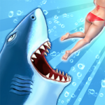 Hungry Shark Evolution Mod Apk Unlimited Coins And Gems Download 5