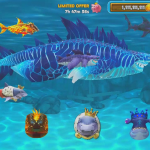 Hungry Shark Evolution Mod Apk Unlimited Coins And Gems Download 2