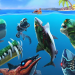 Hungry Shark Evolution Mod Apk Unlimited Coins And Gems Download 4