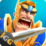 feature image for lords mobile mod apk