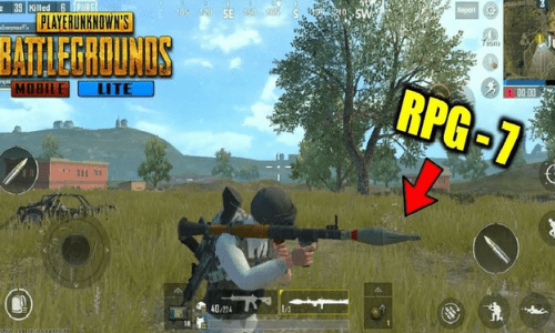 PUBG mobile game for androids