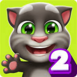 my talking tom 2 mod apk thumbnail