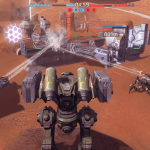War Robots Mod Apk Premium Download Free Unlimited Bullets & Rockets 1