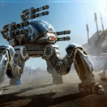 War Robots Mod Apk Premium Download Free Unlimited Bullets & Rockets 3