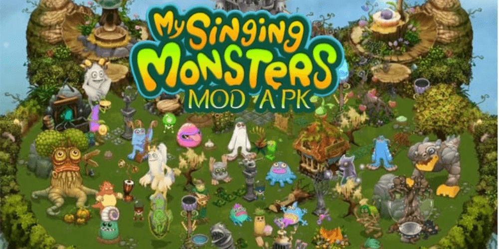 My Singing Monsters Mod apk download free