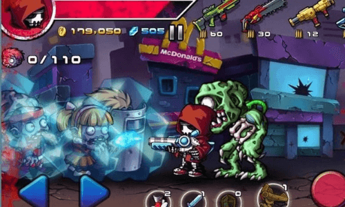 Zombie Diary hack apk free download