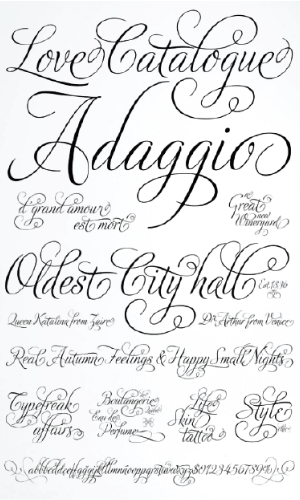 calligraphy lettering apk