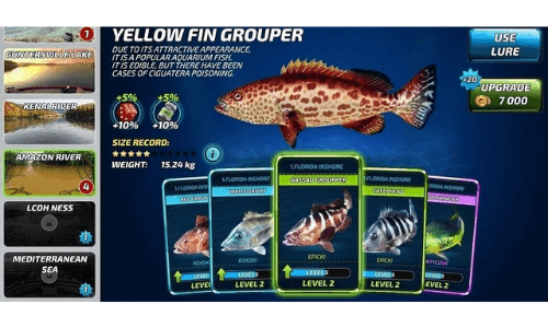fishing clash mod apk for androids