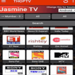 Thop TV Pro Apk Latest Version For Androids, iOS 3