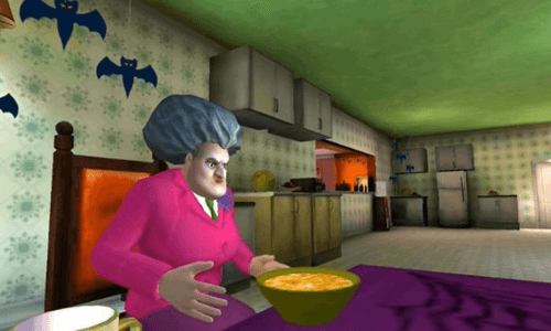 Scary Teacher 3D Mod apk freed ownload